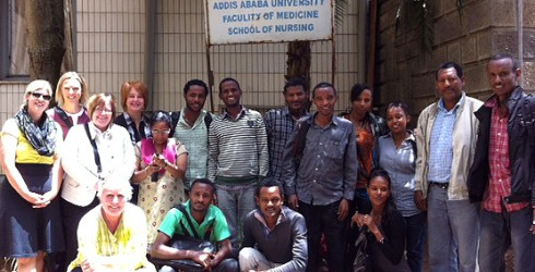 Addis Ababa University, Ethiopia