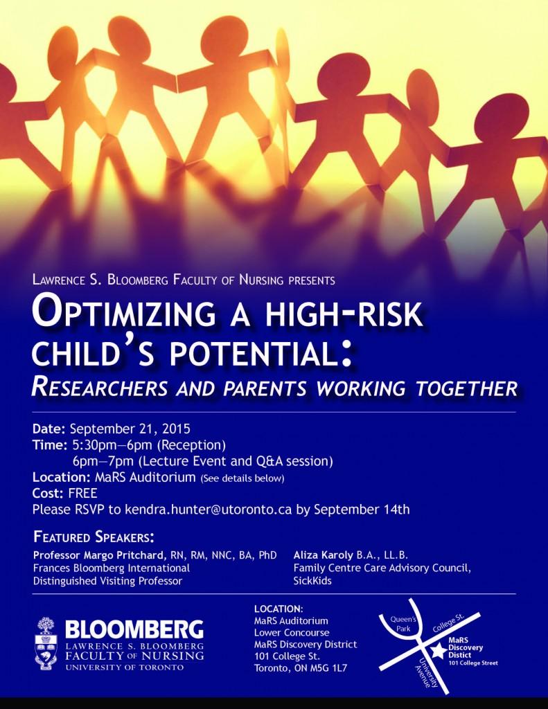 Invitation to September 21st Event