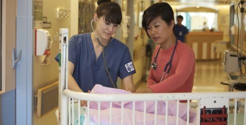 Mentoring a Nursing Student