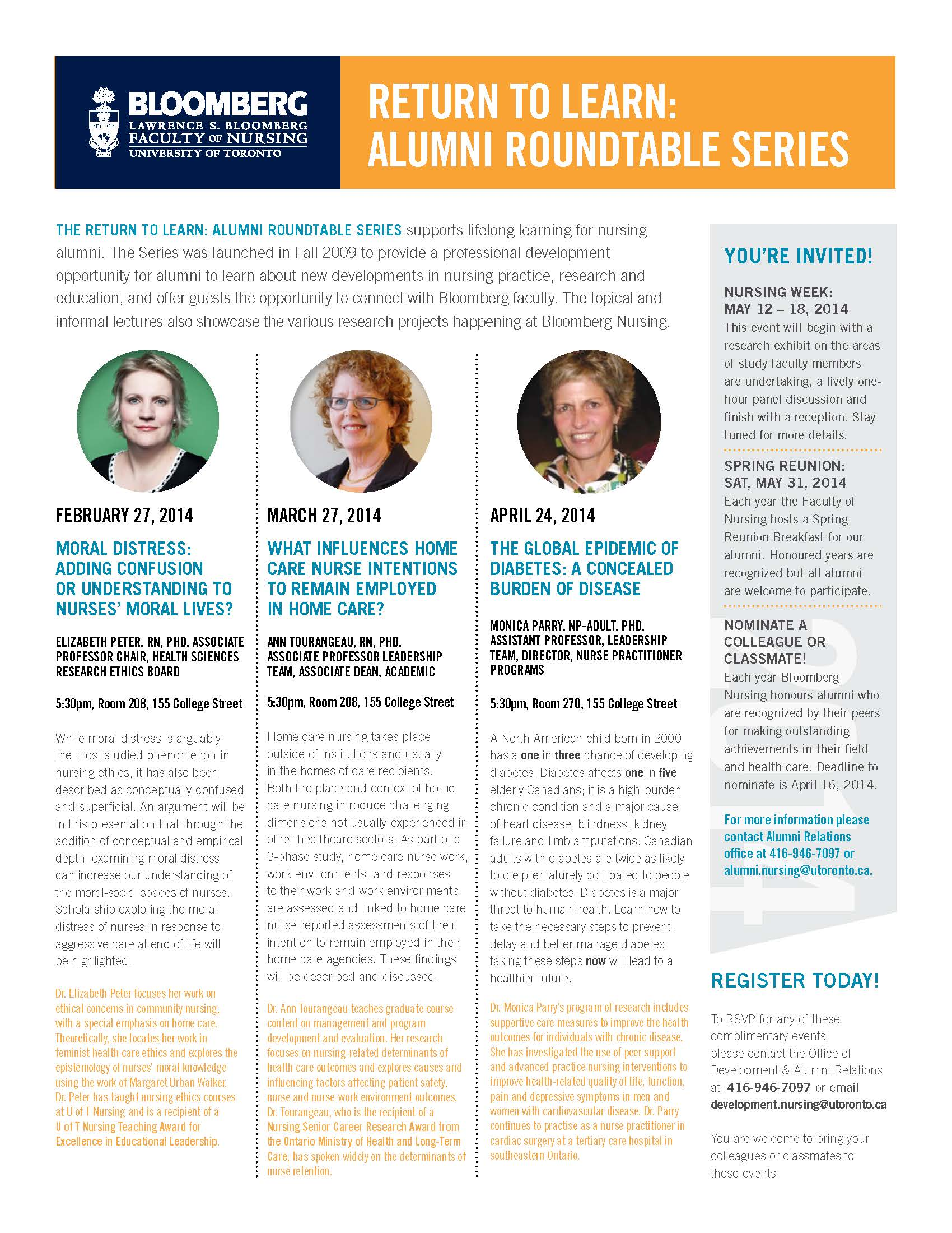 Spring 2014 Alumni Roundtable Series flyer_Page_1
