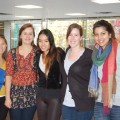 India Internship Students 2012