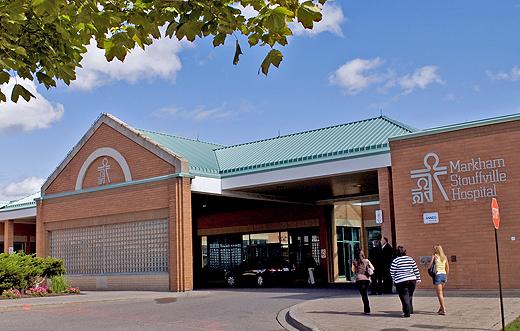 Stouffville Building Department