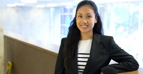 Meet our student Monika Dalmacio