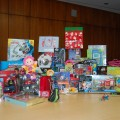 Family Care Toy Drive 2012 is a great success