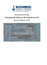 Bloomberg Nursing Research Report 2014