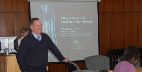 Michael McGillion Alumni Lifelong Learning Seminar