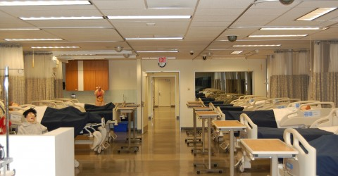 Our Facilities - Lawrence S  Bloomberg Faculty of Nursing