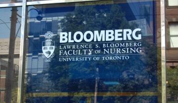 Bloomberg Nursing Building