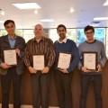 Staff Award Winners 2013