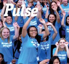 Cover of Pulse Magazine Fall/Winter 2015