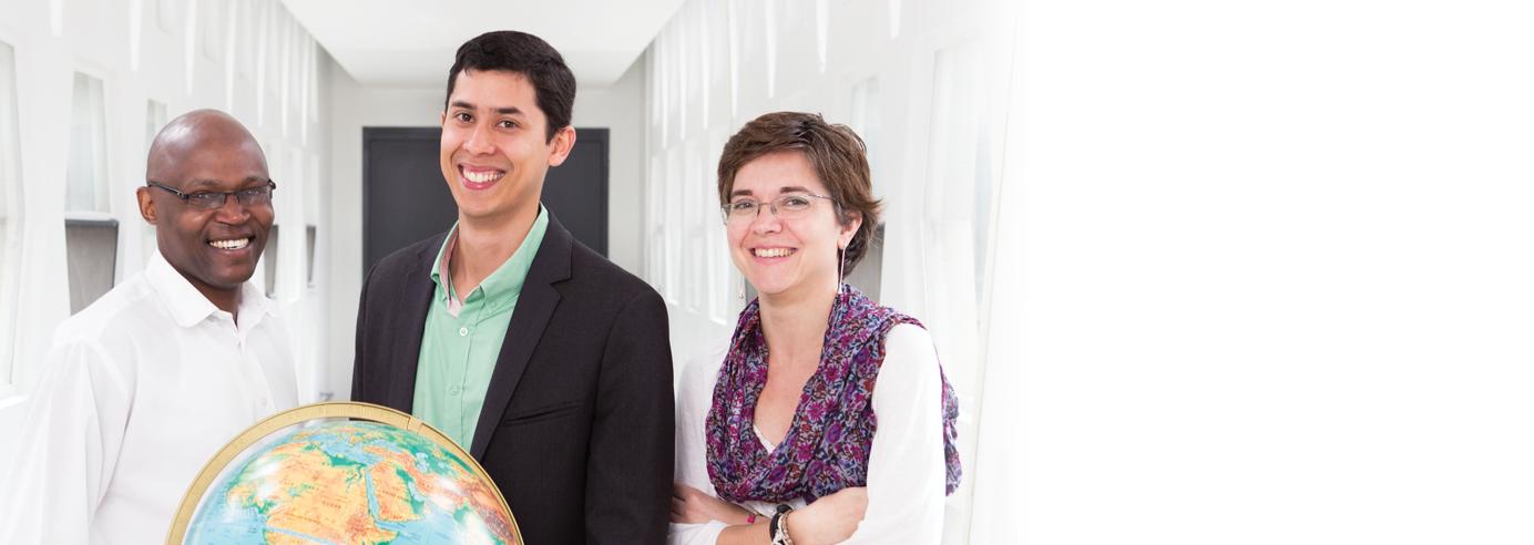 Internation PhD Students